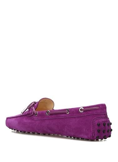Tod's Ayakkabı Mor